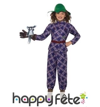 Costume de Awful Auntie, David Walliams