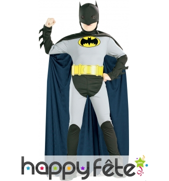 Costume de Batman enfant Licence
