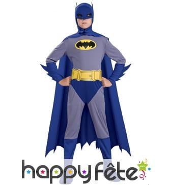Costume de Batman old school pour enfant
