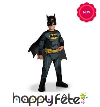 Costume de Batman pour enfant, Justice League