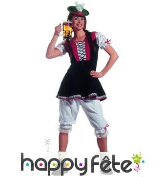 Costume de Bavaroise