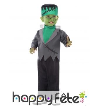 Costume de bébé Frankenstein