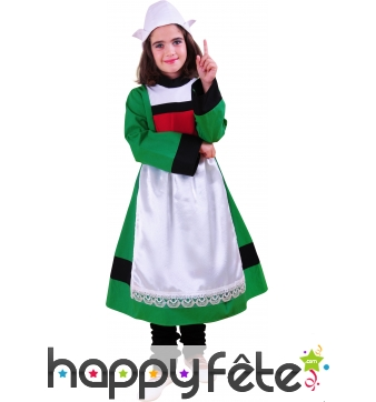 Costume de Bécassine enfant