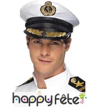 Chapeau de capitaine