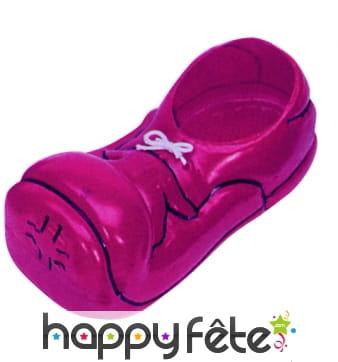Chaussures de clown dame