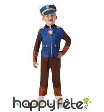 Costume de Chase, Pat Patrouille