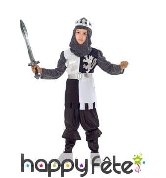 Costume de chevalier de la table ronde pour enfant