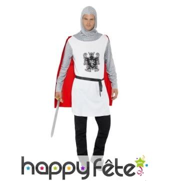 Costume de chevalier premier prix