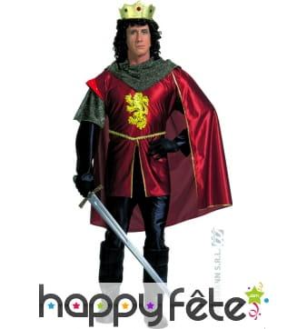 Costume de chevalier royal