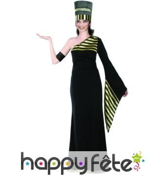 Costume de Cléopatre noire