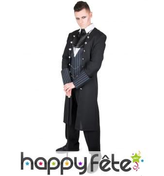 Costume de comte gothique