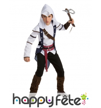 Costume de Connor pour enfant, Assassin s creed