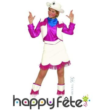 Costume de cow-girl