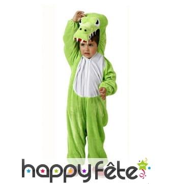 Costume de crocodile pour enfant
