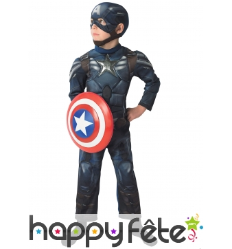 Costume du Captain America, The Winter Soldier