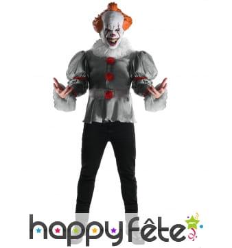 Costume du clown du film Ça pour adulte