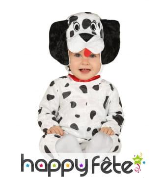 Combinaison de dalmatien pour bébé