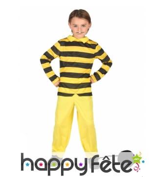 Costume de dalton pour enfant