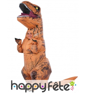Costume de dinosaure T-Rex Jurassic World, enfant