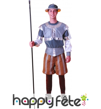 Costume de Don Quichotte