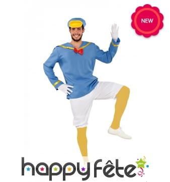Costume de Donald pour homme