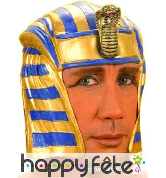 Coiffe d'égyptien