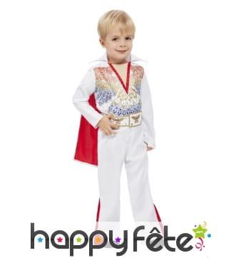 Costume d'Elvis Presley pour tout petit