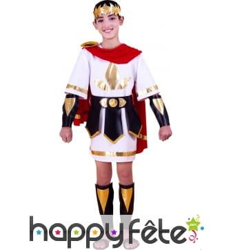 Costume d'enfant cesar
