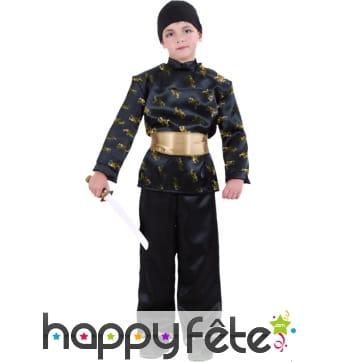 Costume d'enfant mandarin