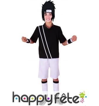 Costume d'enfant manga noir/blanc
