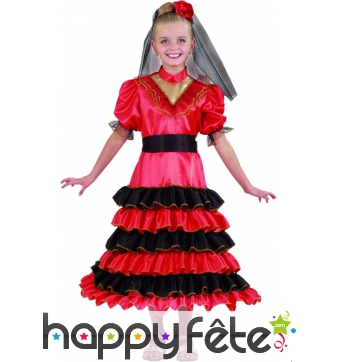Costume d'enfant marguerita