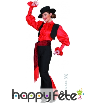 Costume d'Espagnola