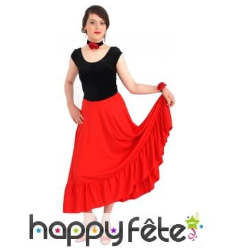Costume d'espagnole kit jupe