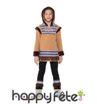 Costume d'Esquimau pour enfant