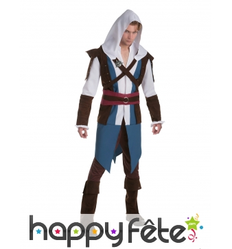 Costume de Edward pour homme, Assassin s creed