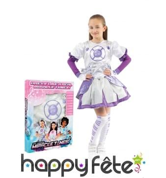 Costume de Emily, Miracle Tunes, en coffret deluxe