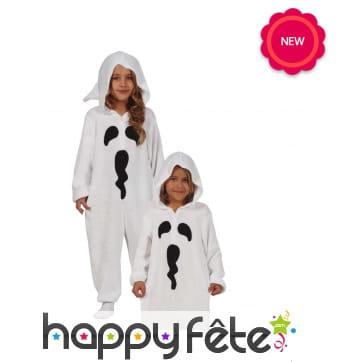 Combinaison de fantôme pour enfant