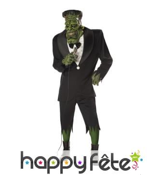 Costume de Frankenstein en smoking