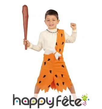Costume de Fred Flintstone enfant, Les Pierrafeu