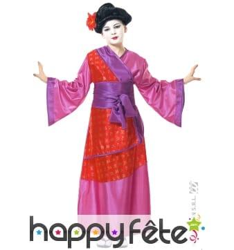 Costume de geisha