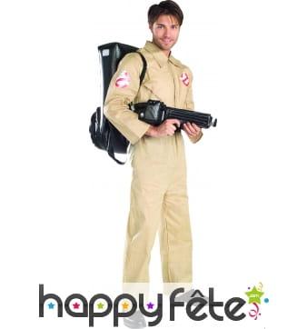 Costume de Ghostbuster Licence