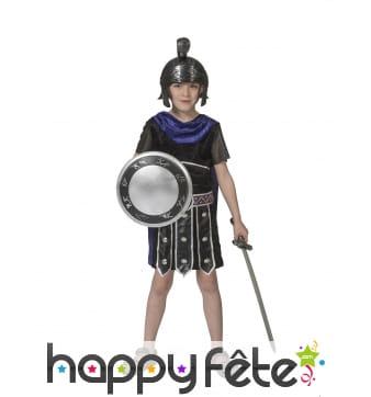 Costume de guerrier romain pour enfant