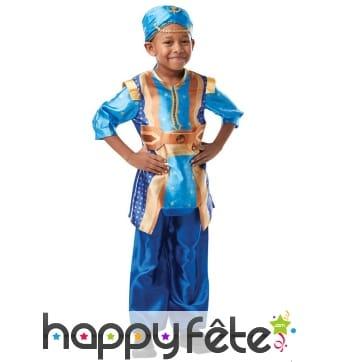 Costume du Génie de la lampe pour enfant