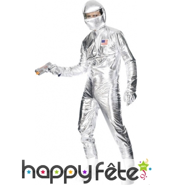 Costume d'Homme de l'Espace