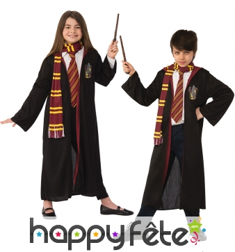 Costume de Harry potter pour enfant
