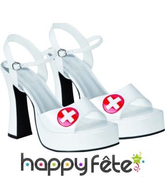 Chaussures d'infirmiere