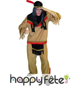 Costume d'indien Kiowa