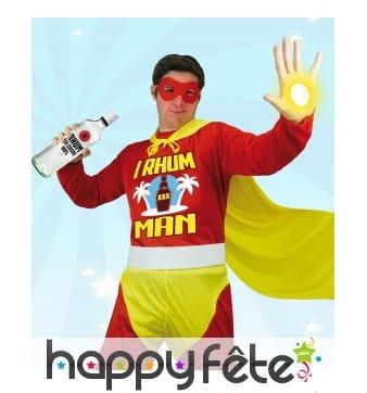 Costume de I Rhum Man
