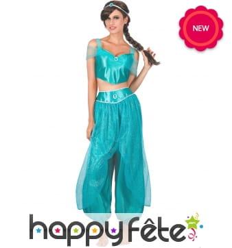 Costume de Jasmine pour femme