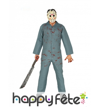 Costume de Jason pour adulte
